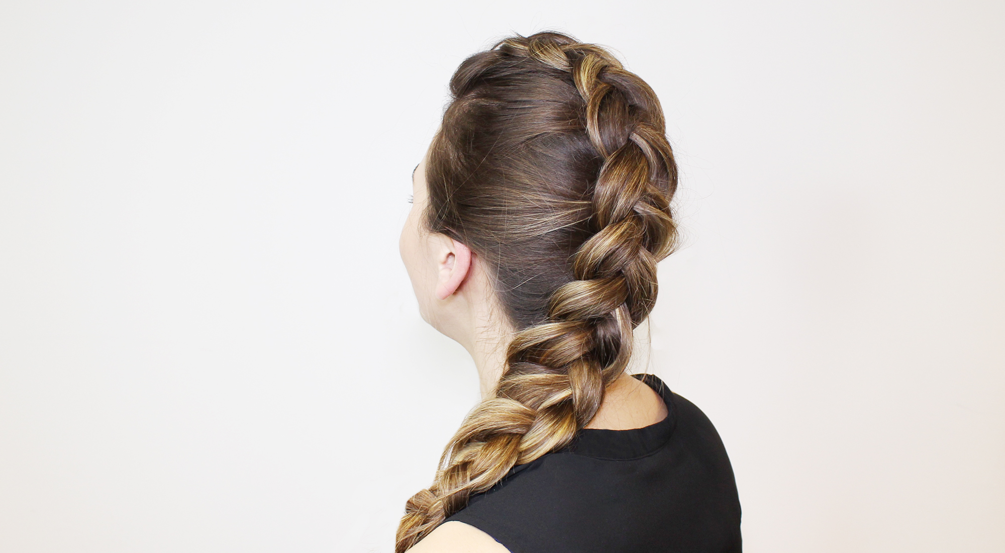 Hair Tutorial 5 Braided Hairstyles For Summer Blow Ltd
