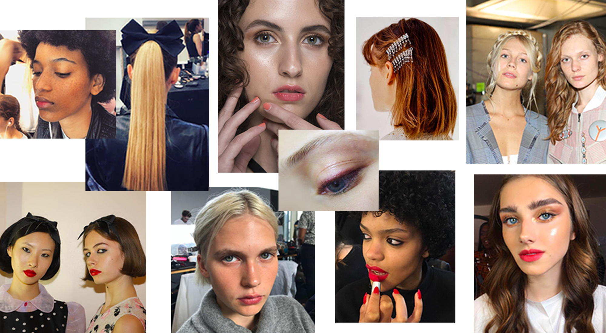 Beauty trends for spring/summer 2019 | blow LTD